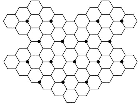 Схема сотовой сети